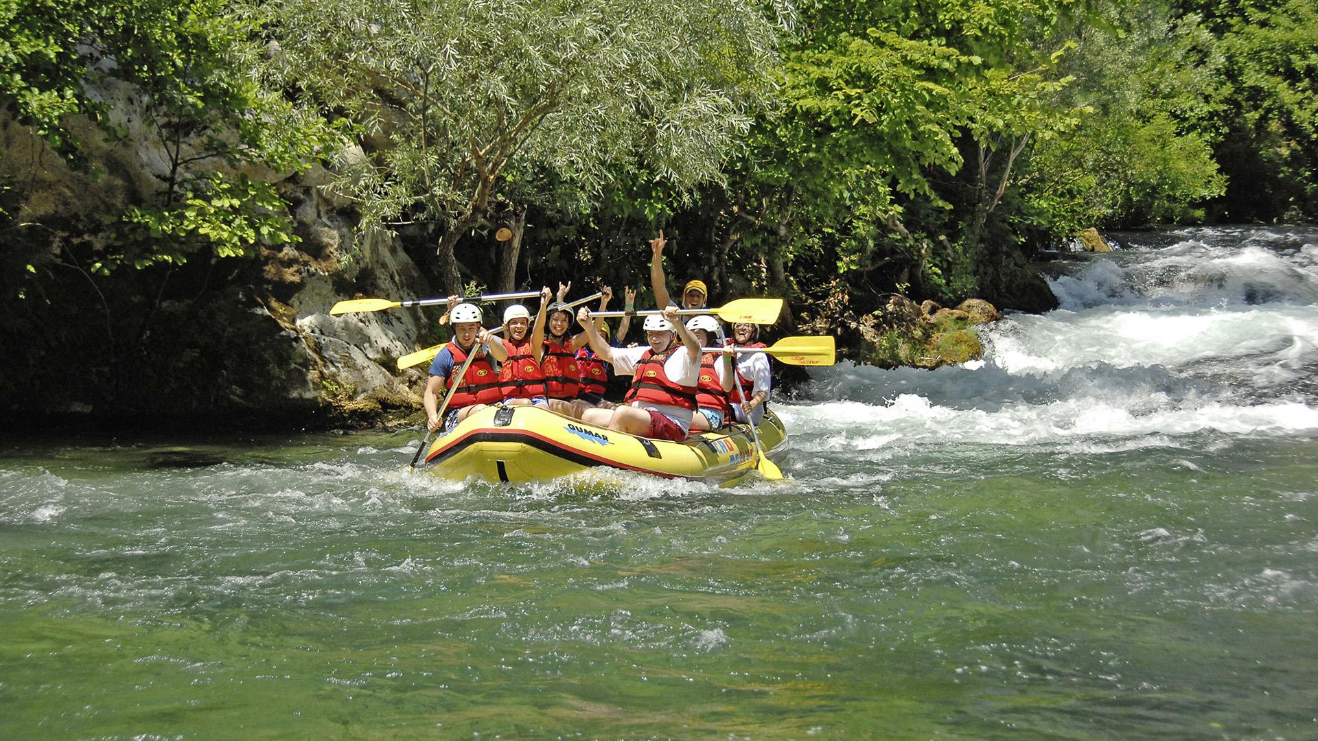 Rafting Cetina 009