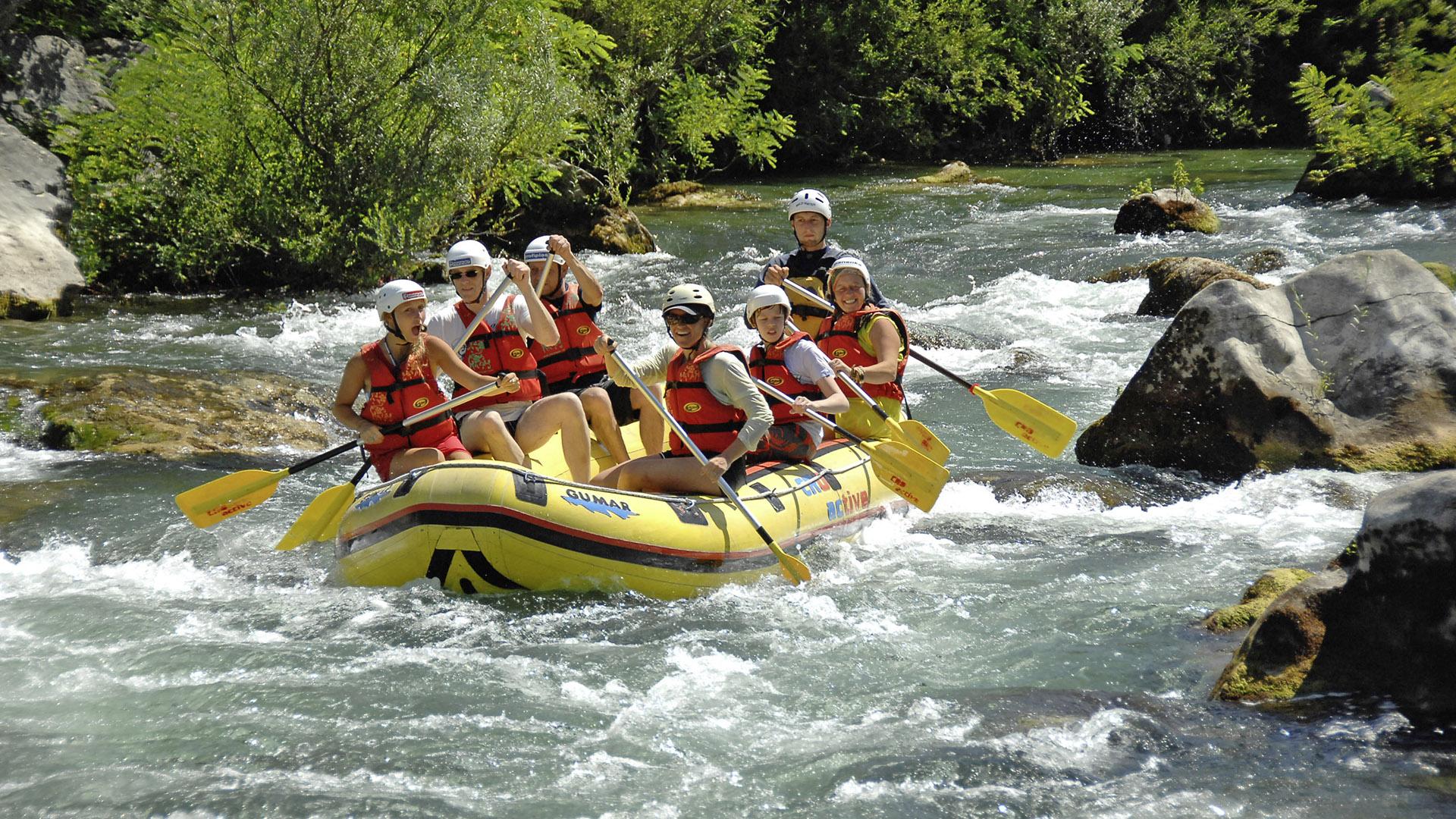 Rafting Cetina 025