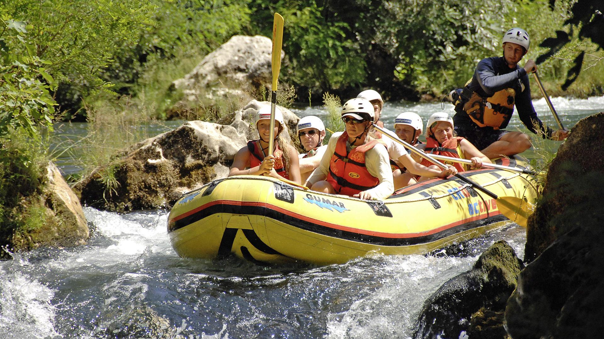 Rafting Cetina 027