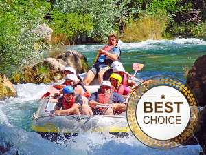 best choice rafting
