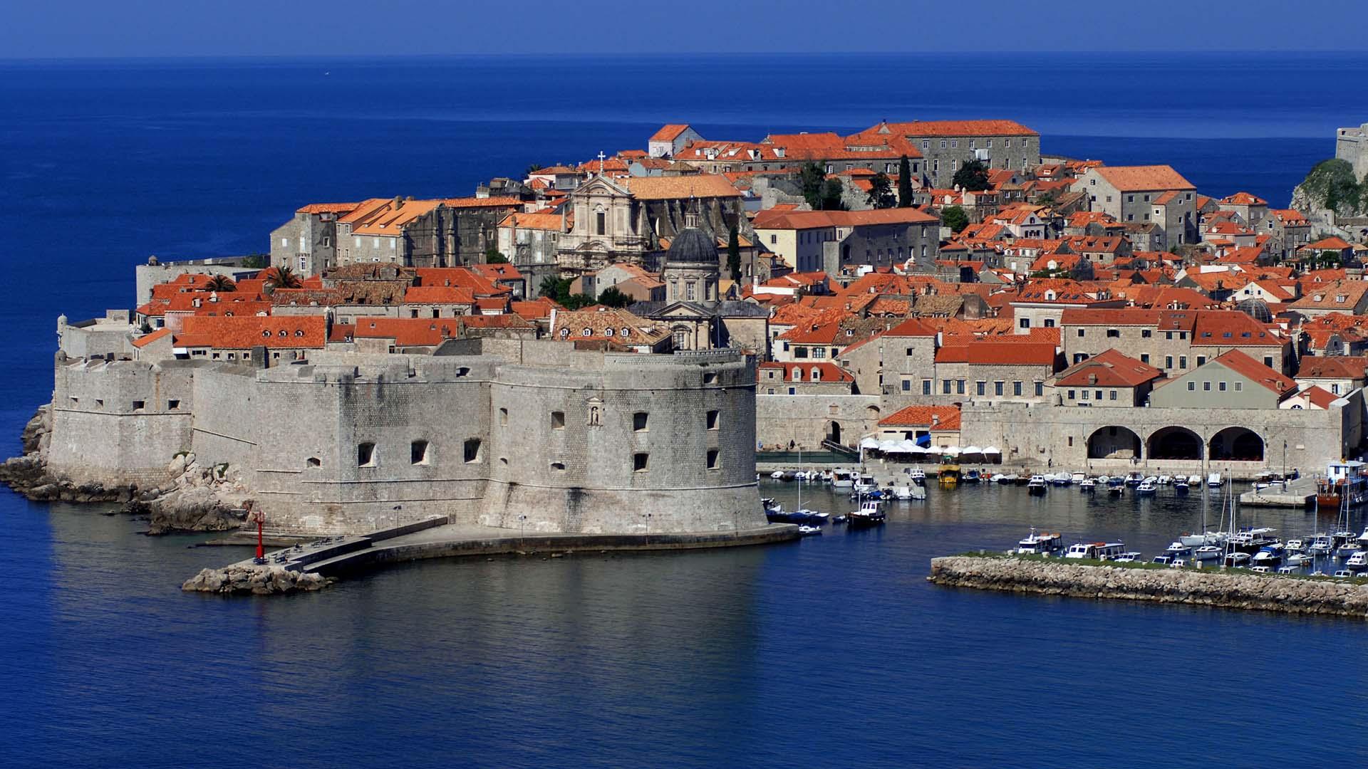 dubrovnik adriatic croatia 2