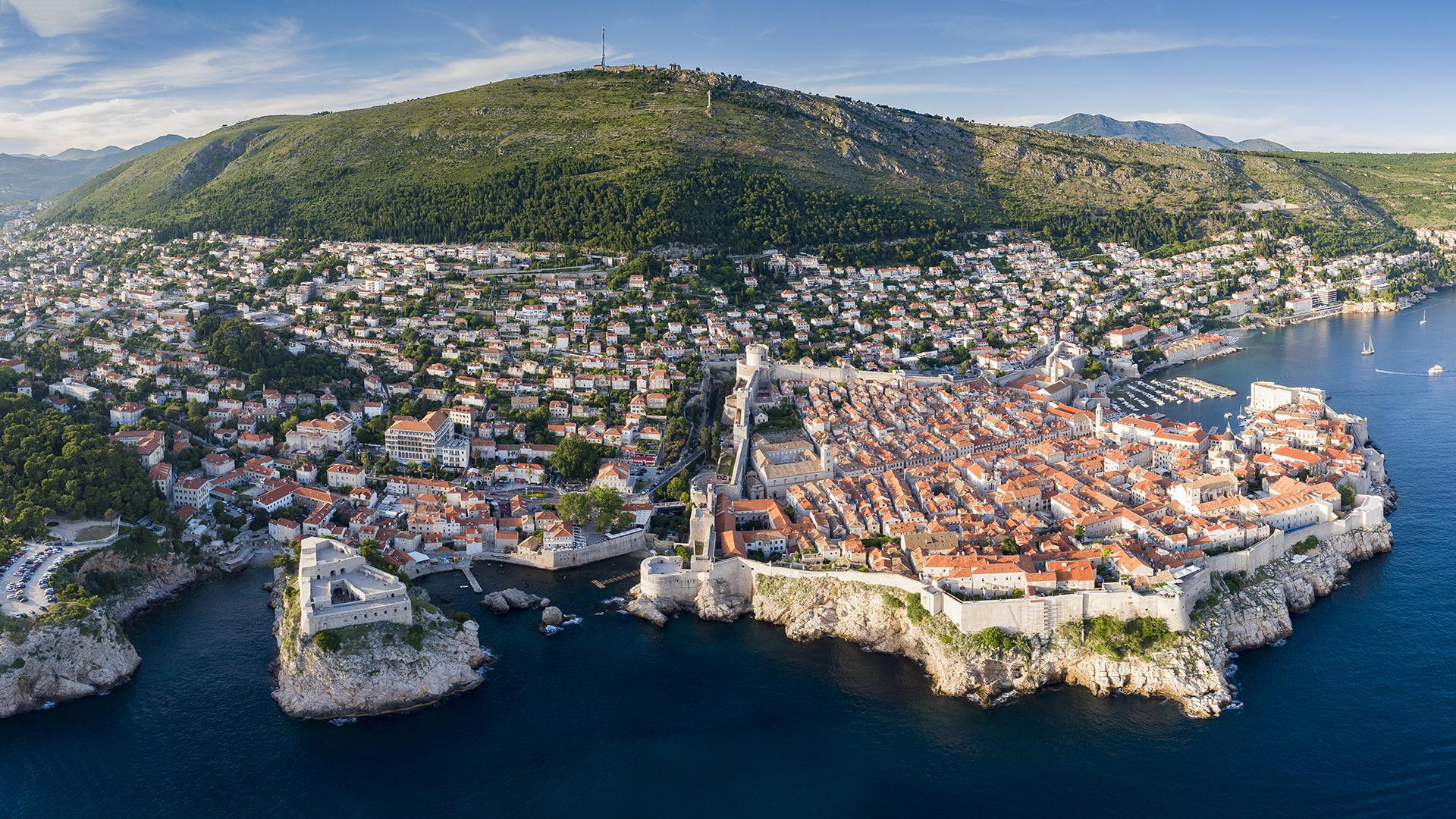 dubrovnik adriatic croatia 3