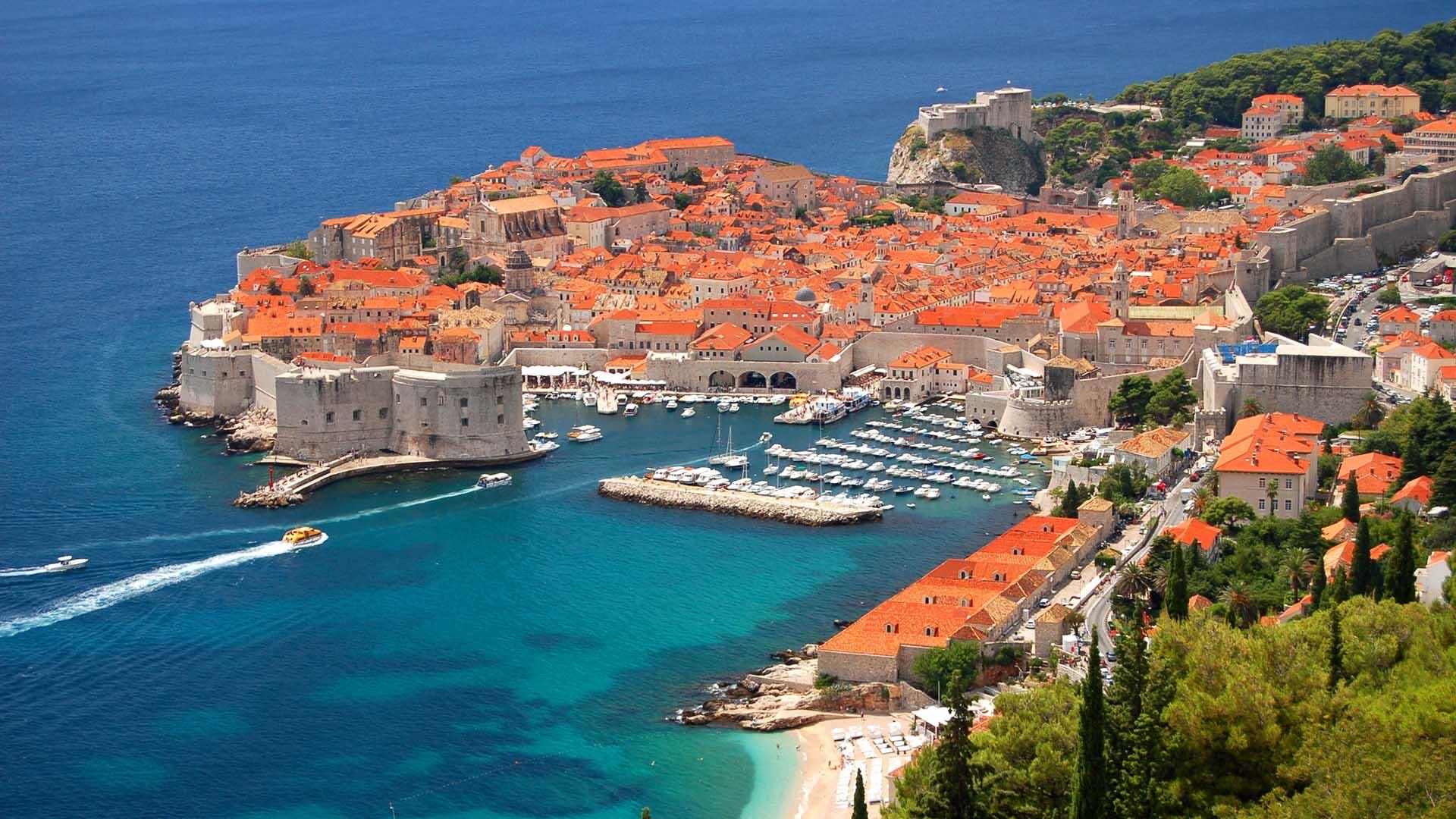 dubrovnik adriatic croatia 4