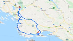 krka economy tour