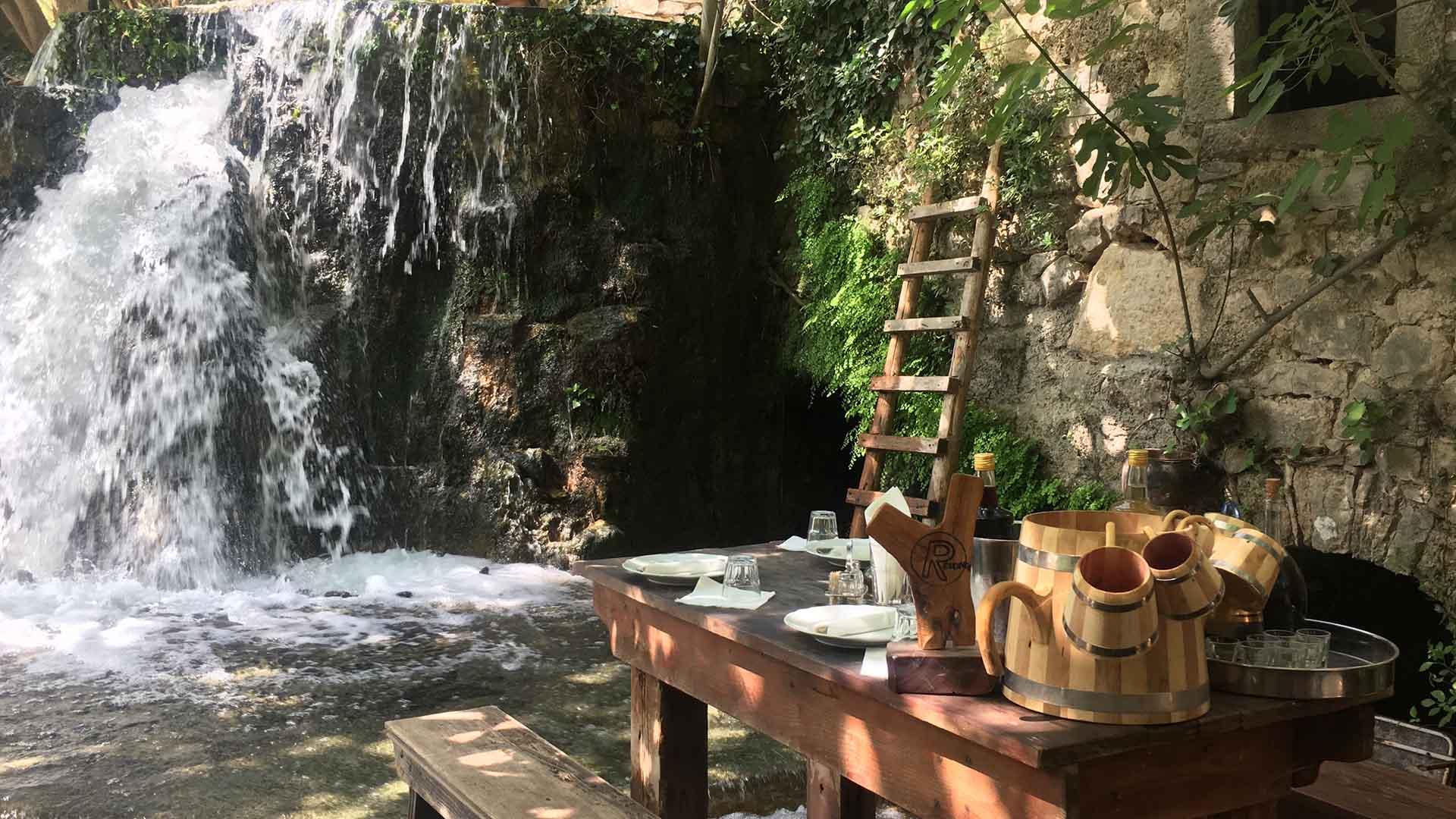 krka waterfall sibenik primosten 3
