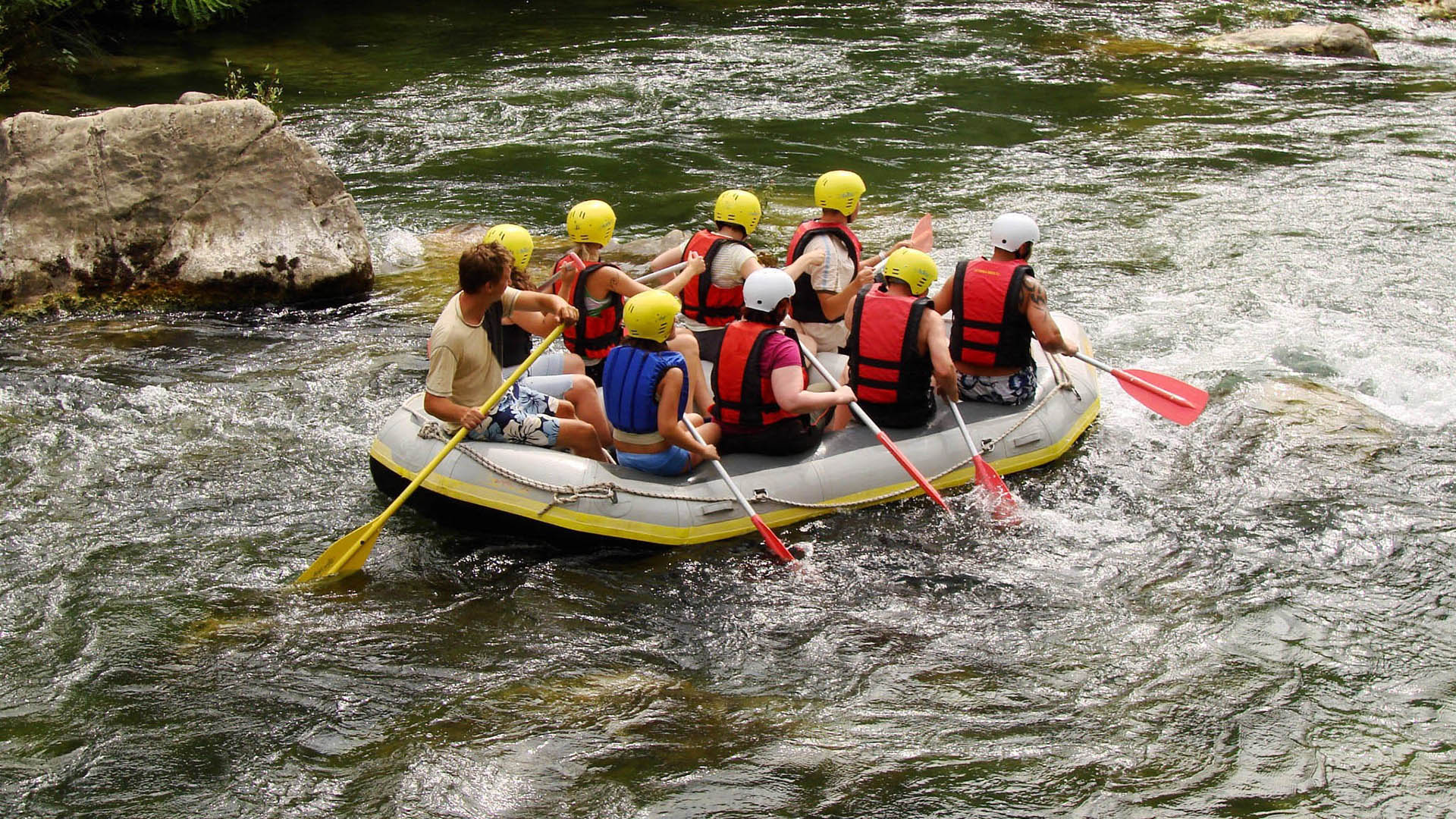 rafting trogir kairos cetina 1 1