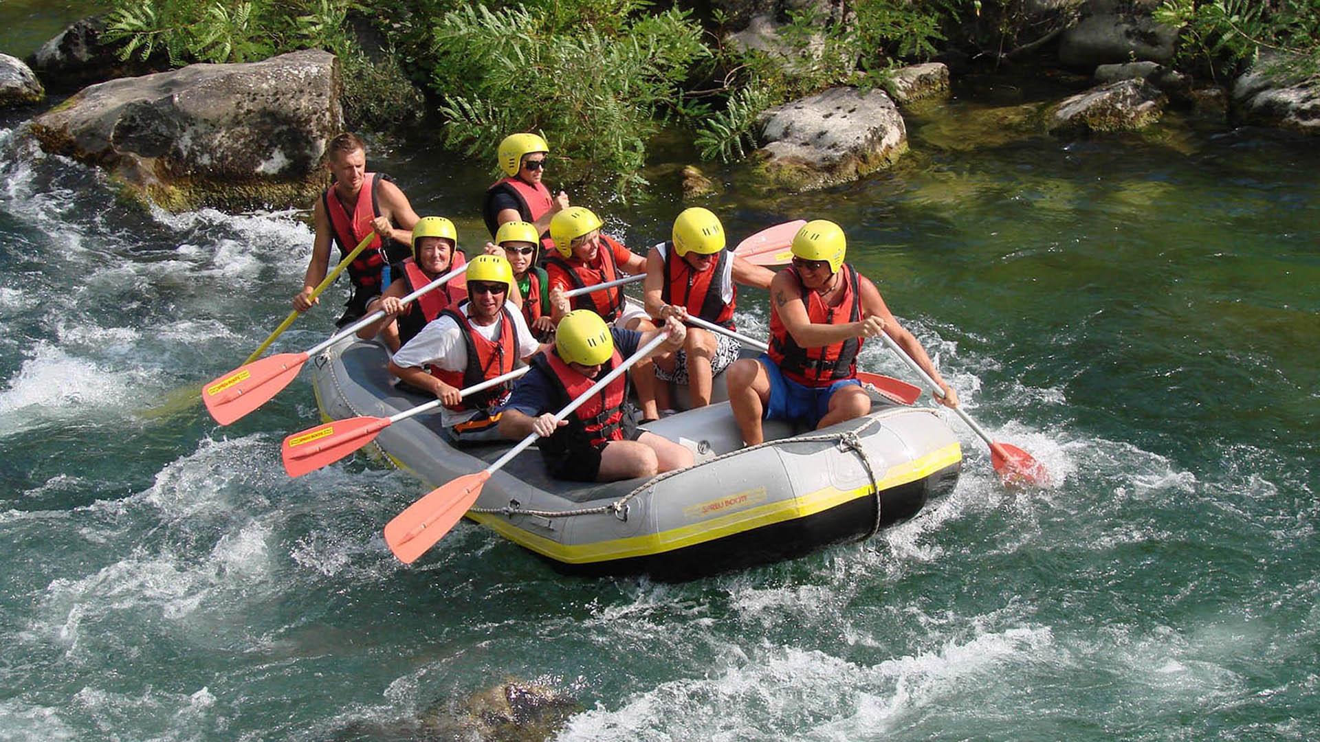 rafting trogir kairos cetina 10