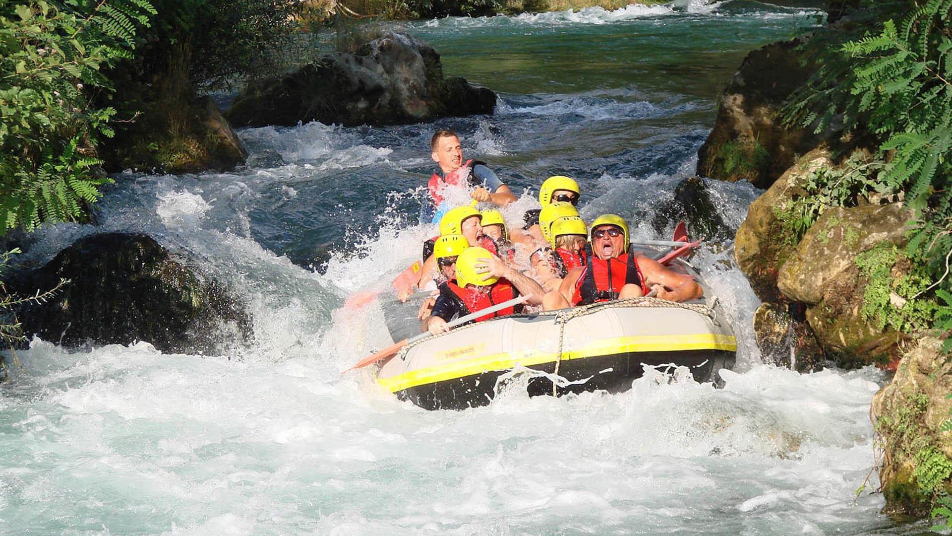 rafting trogir kairos cetina 11