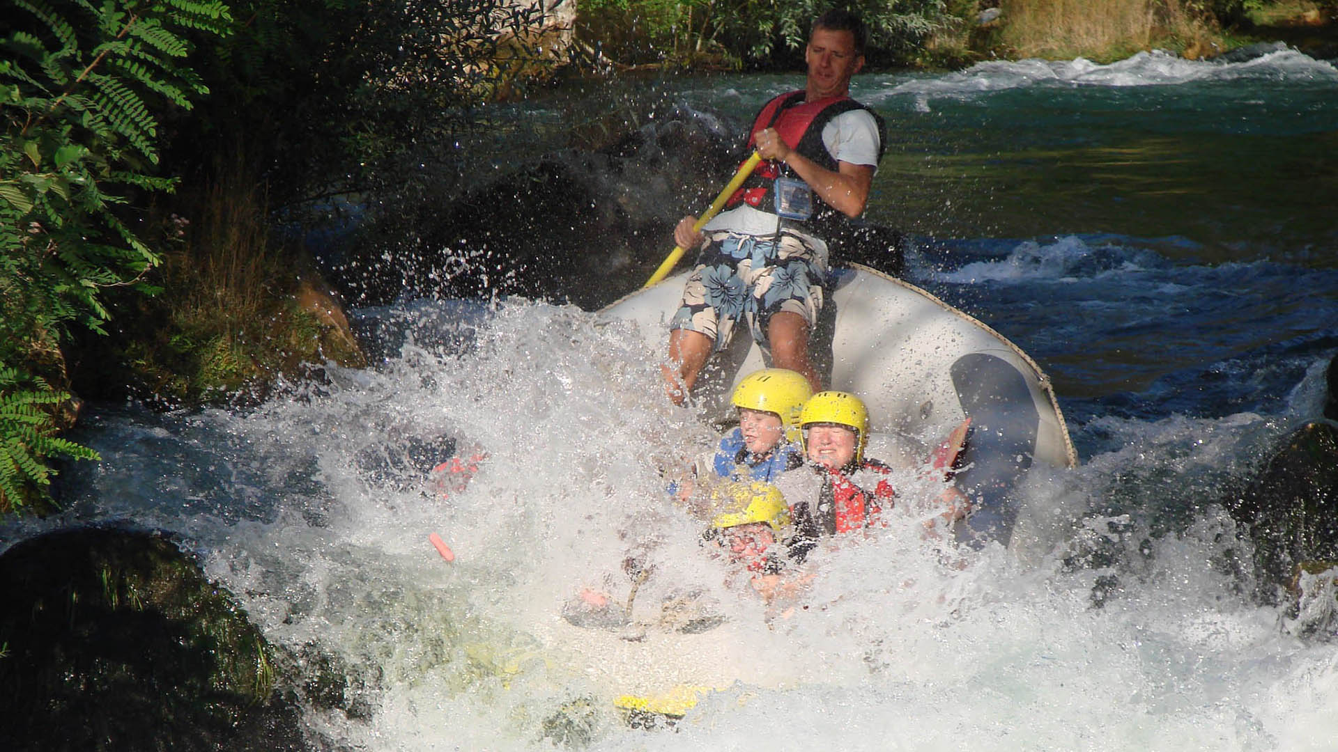 rafting trogir kairos cetina 12