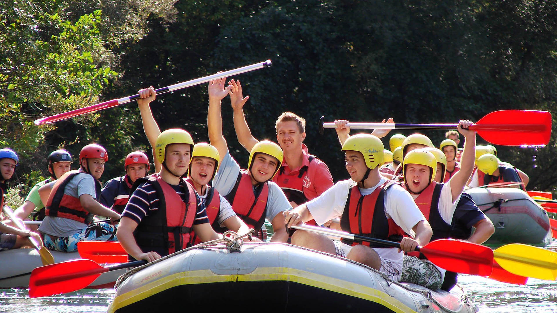 rafting trogir kairos cetina 13