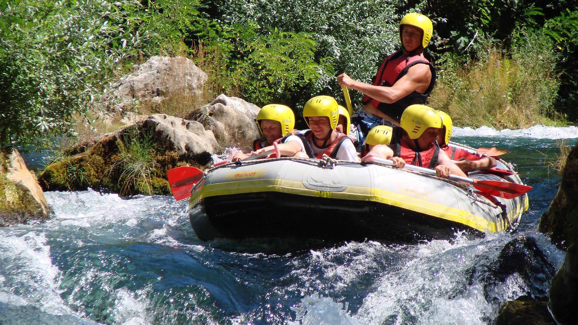 rafting trogir kairos cetina 14