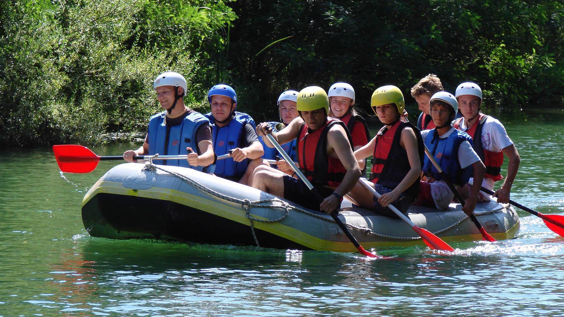 rafting trogir kairos cetina 15