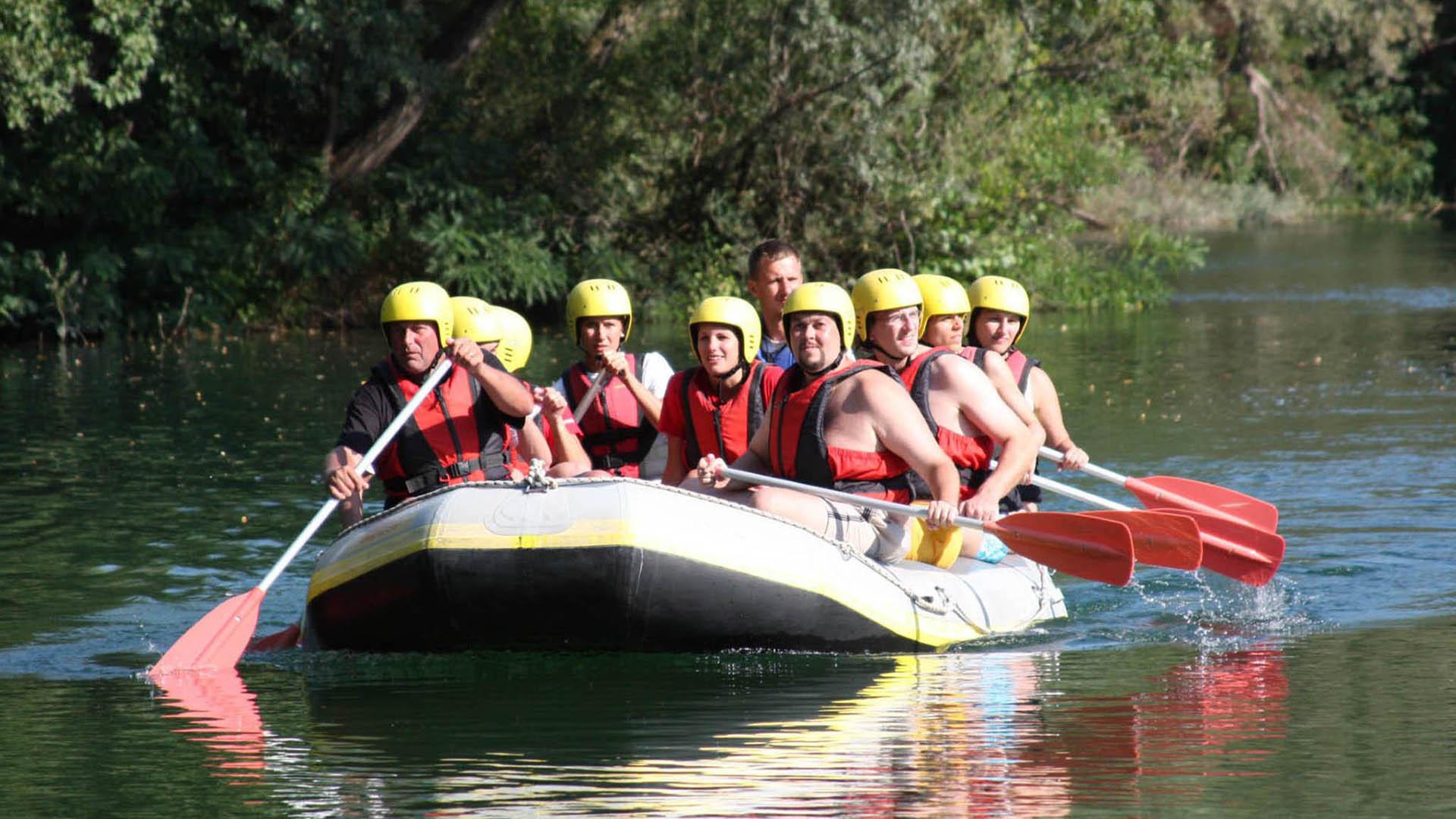 rafting trogir kairos cetina 17