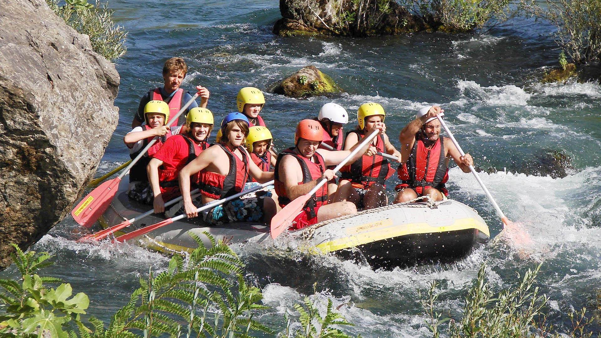rafting trogir kairos cetina 2 1