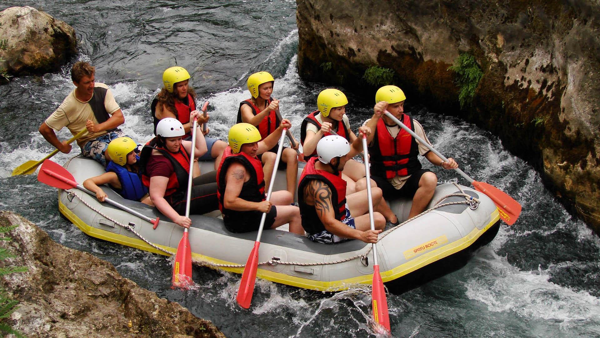 rafting trogir kairos cetina 4