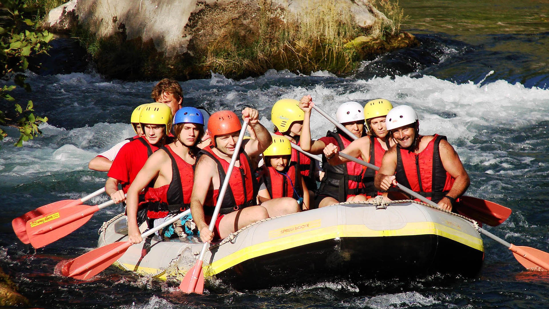 rafting trogir kairos cetina 5