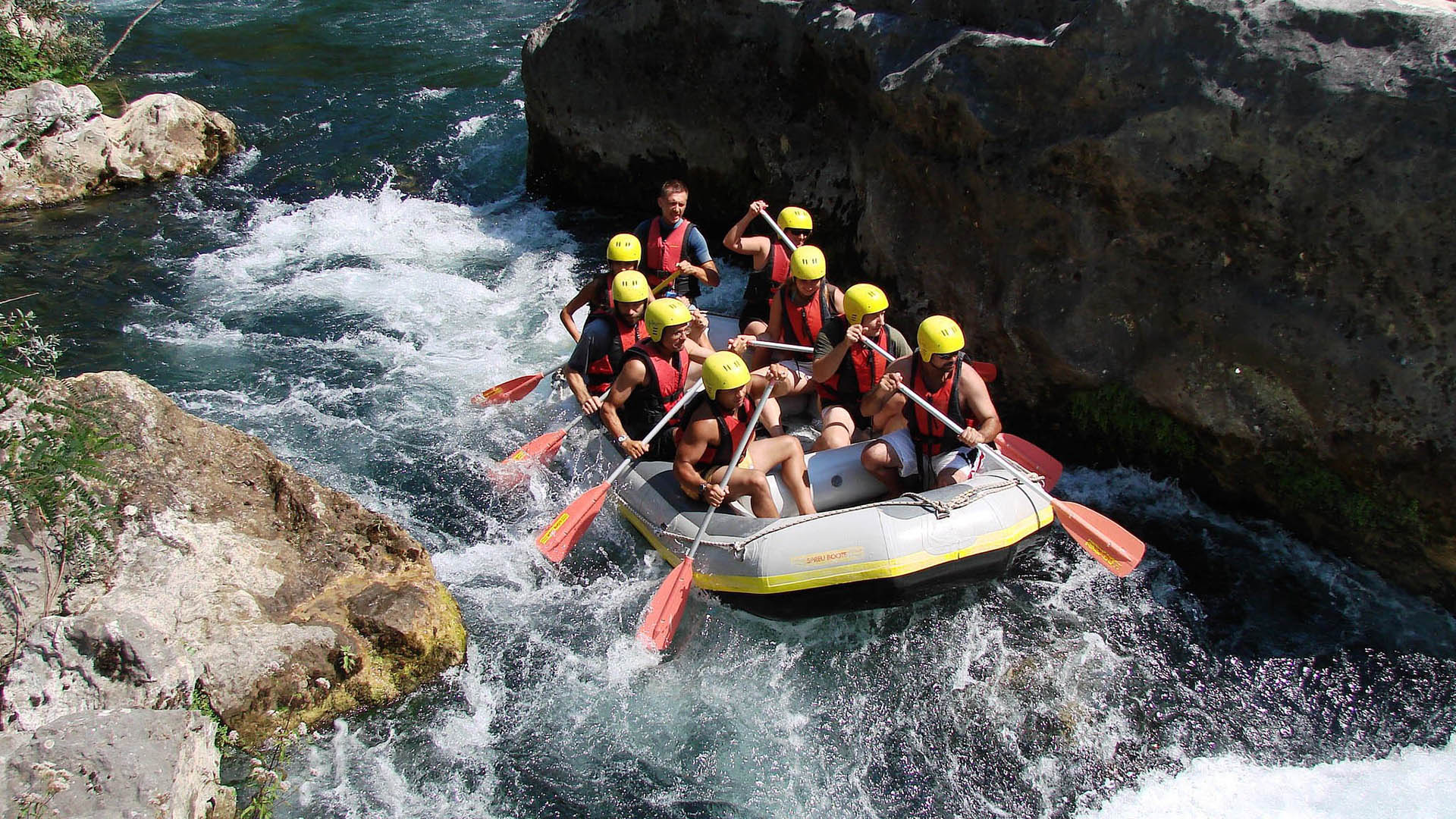 rafting trogir kairos cetina 6