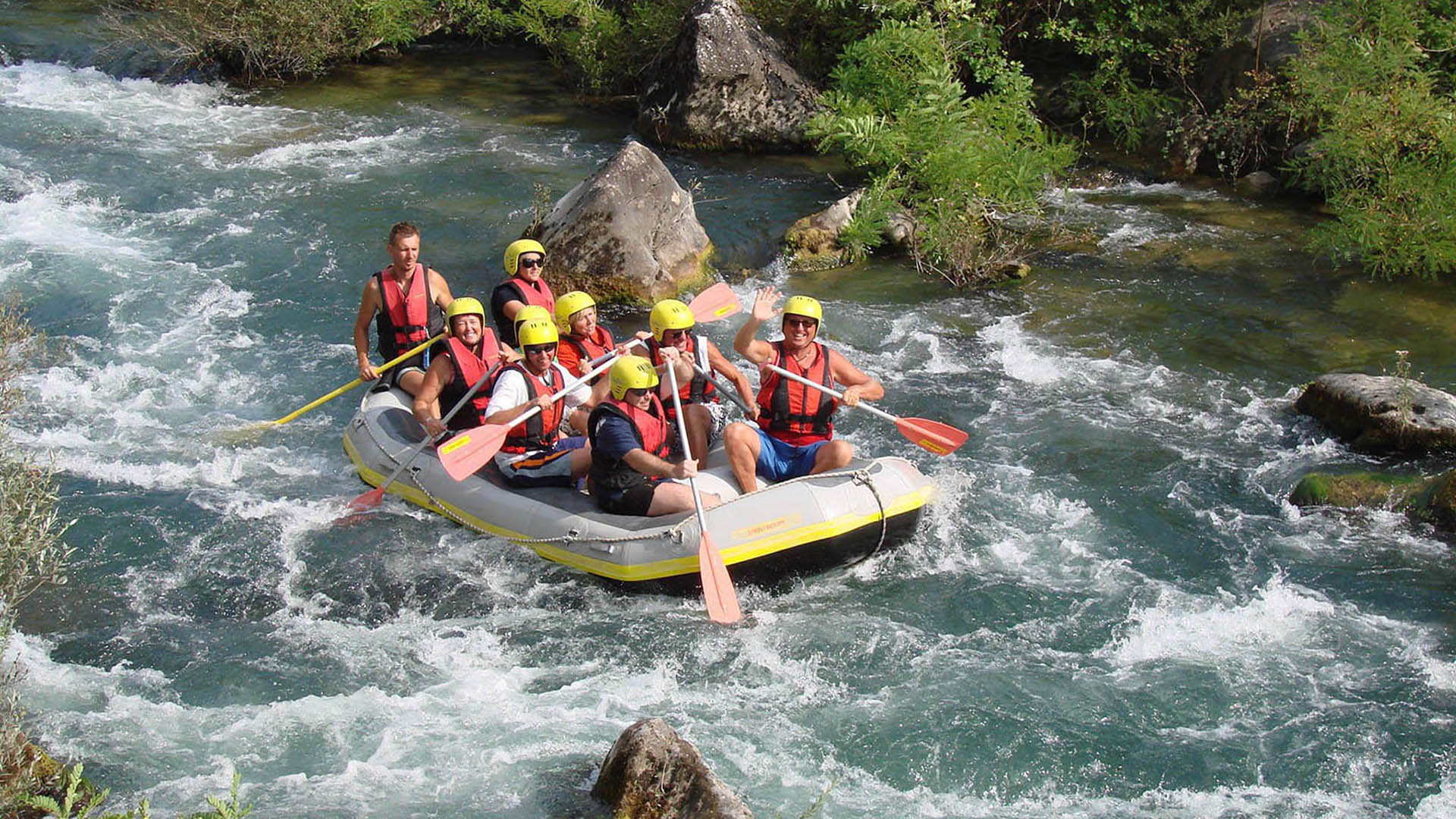 rafting trogir kairos cetina 9