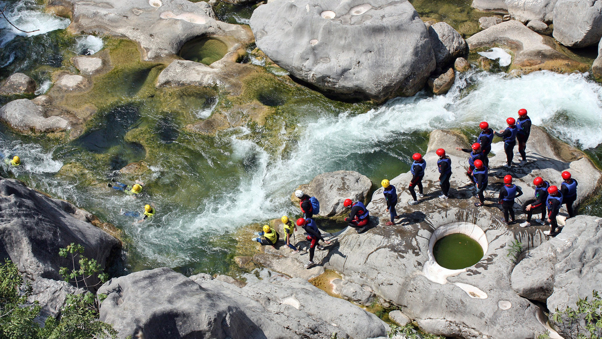river canyoning adrenaline adventure 10