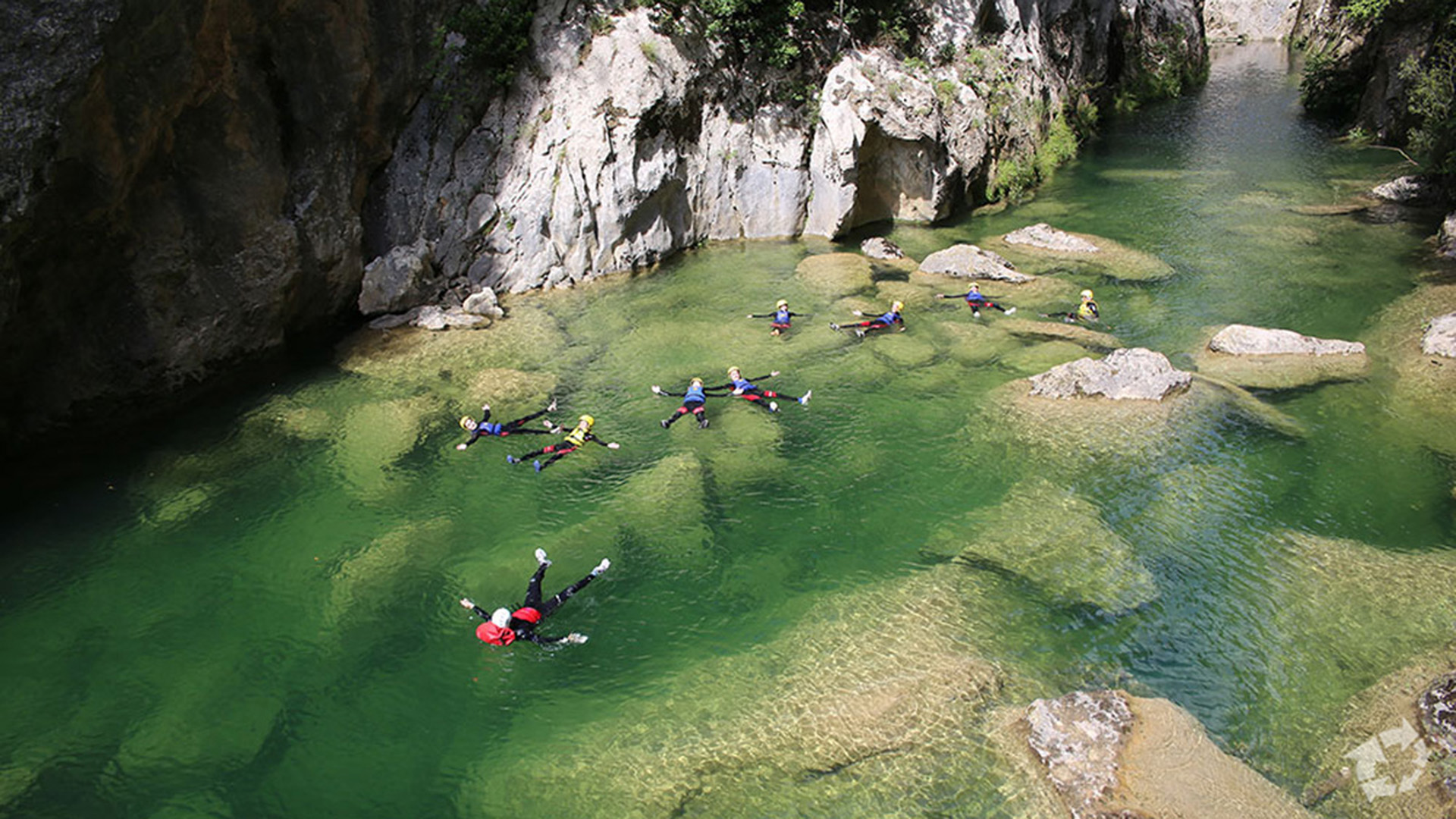 river canyoning adrenaline adventure 12
