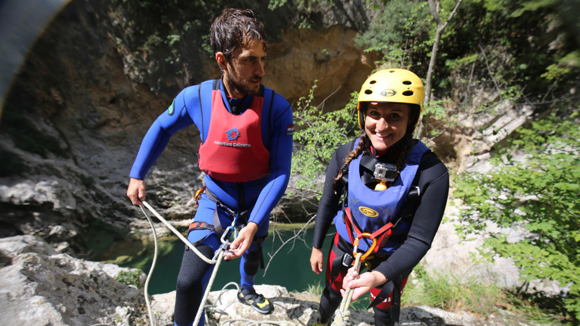 river canyoning adrenaline adventure 2
