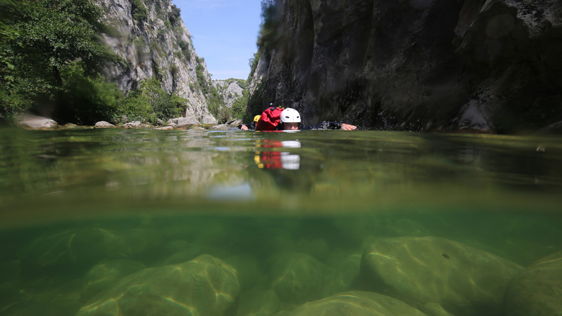 river canyoning adrenaline adventure 3