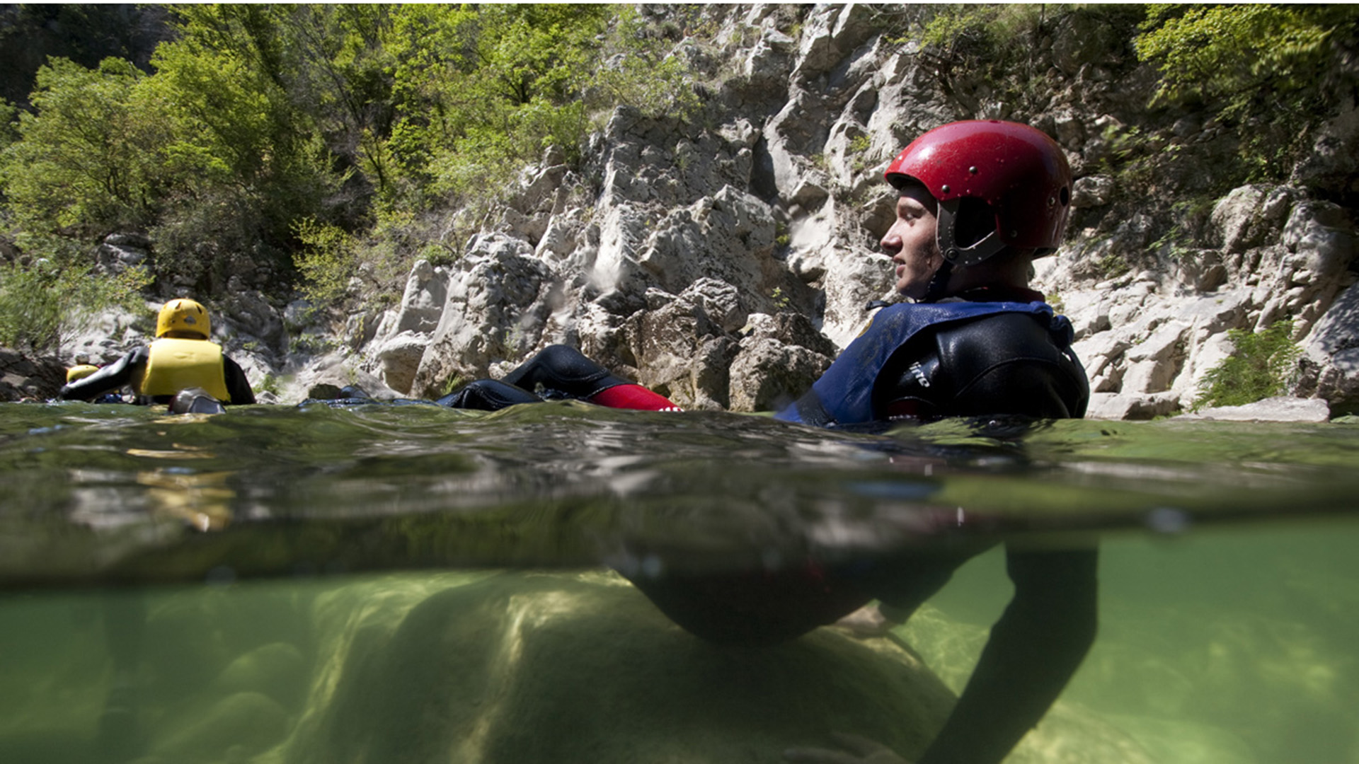 river canyoning adrenaline adventure 4