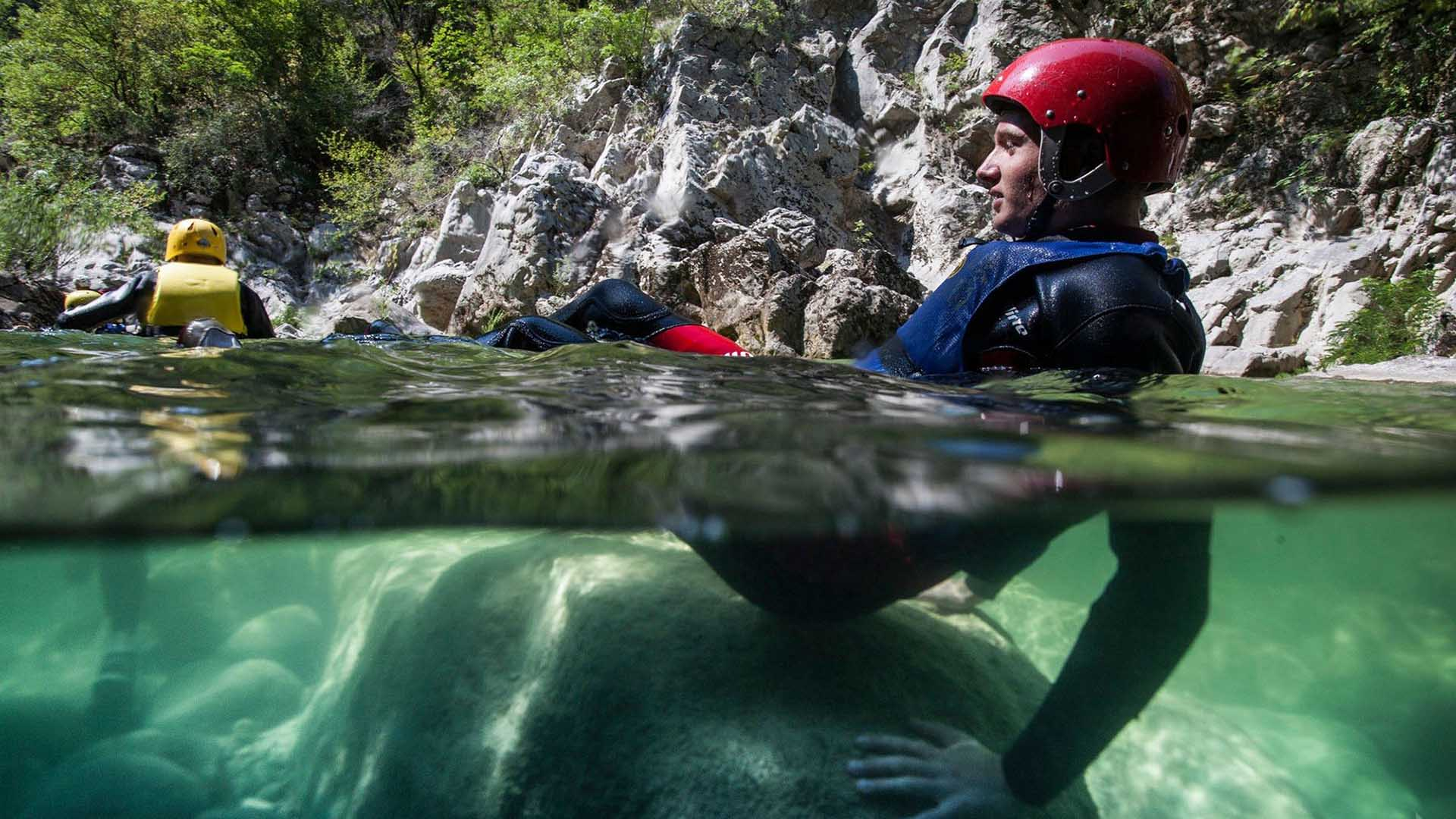 river canyoning adrenaline adventure 9