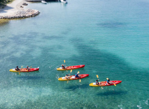 sea kayak trogir 10
