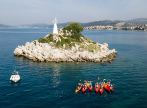 sea kayak trogir 9