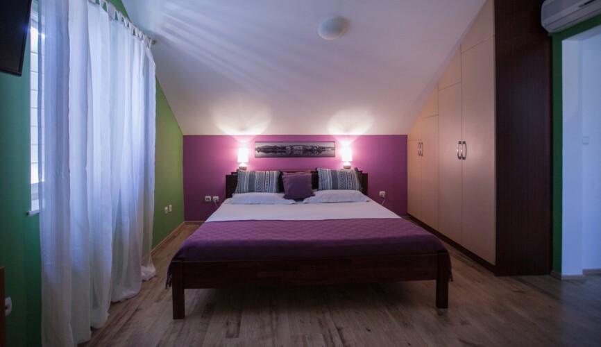bedroom ursa trogir 2pax 15