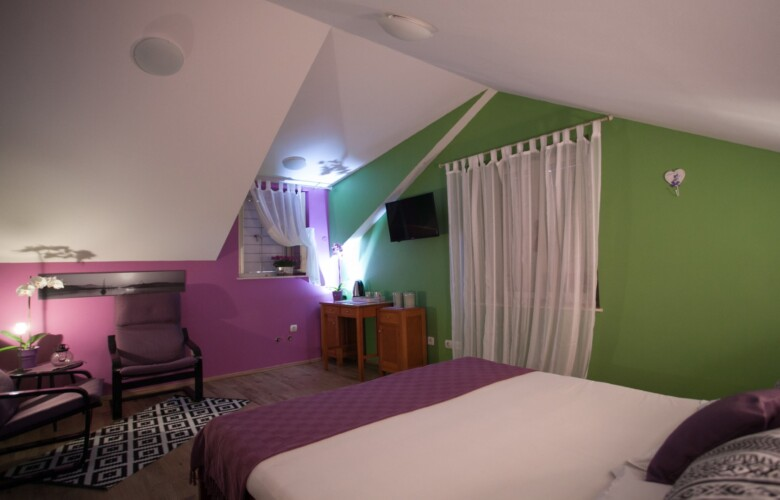 bedroom ursa trogir 2pax 18