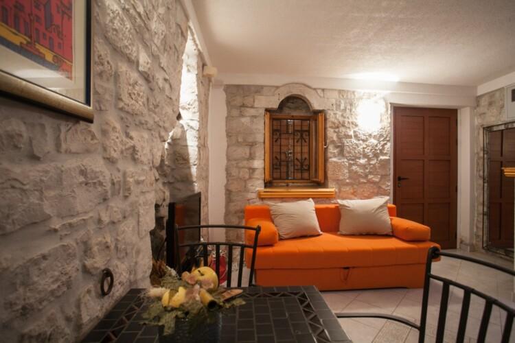 guesthouse ana duplex trogir 4pax 11